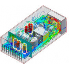 Modul Electronics Cooling für Solid Edge FloEFD