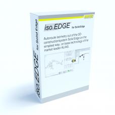 ISO.Edge – Rohrleitungs-Isometrien in Solid Edge erstellen